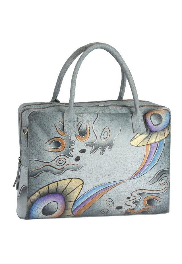 NATURE ART - Handtasche - handbemalt