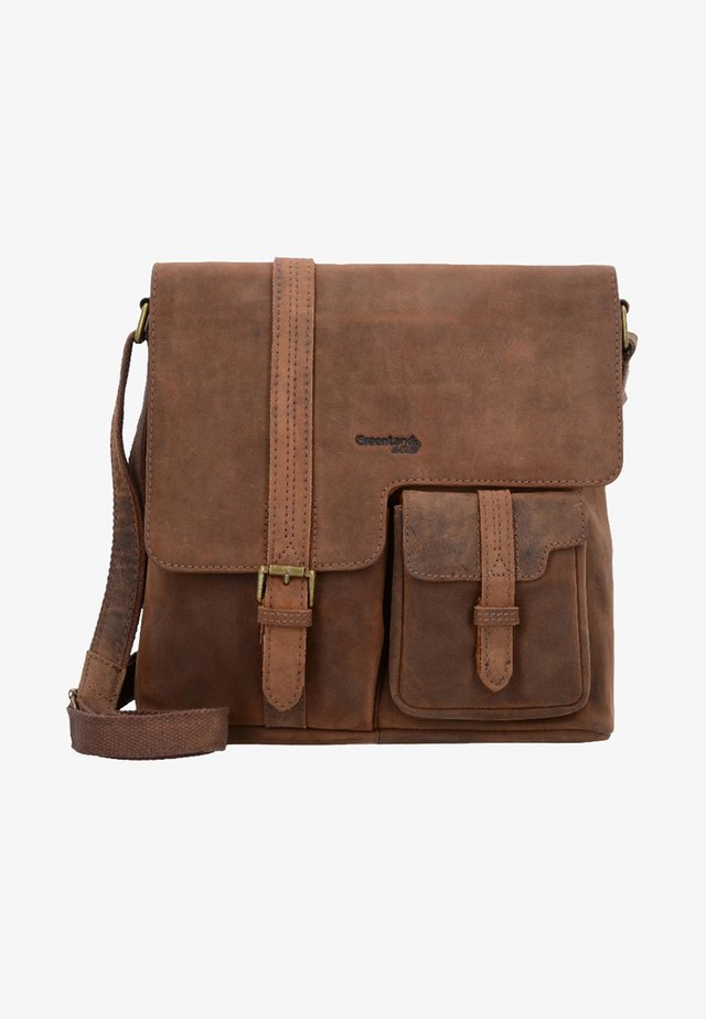 MONTENEGRO  - Across body bag - brown