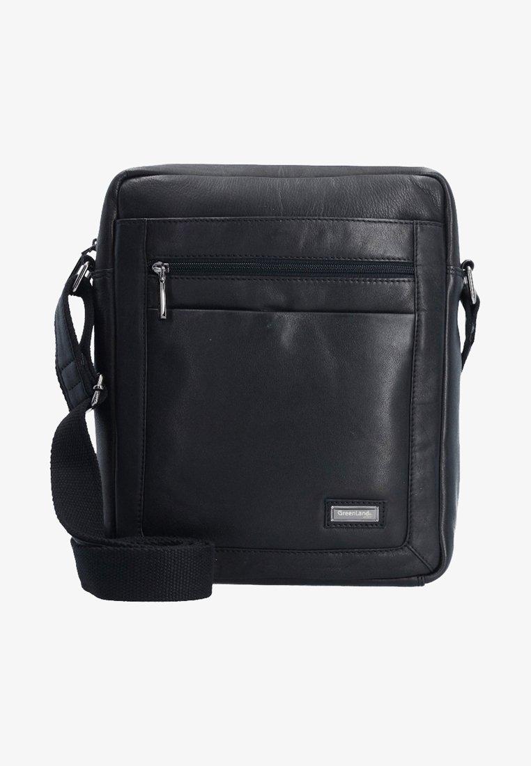 Greenland - Across body bag - black