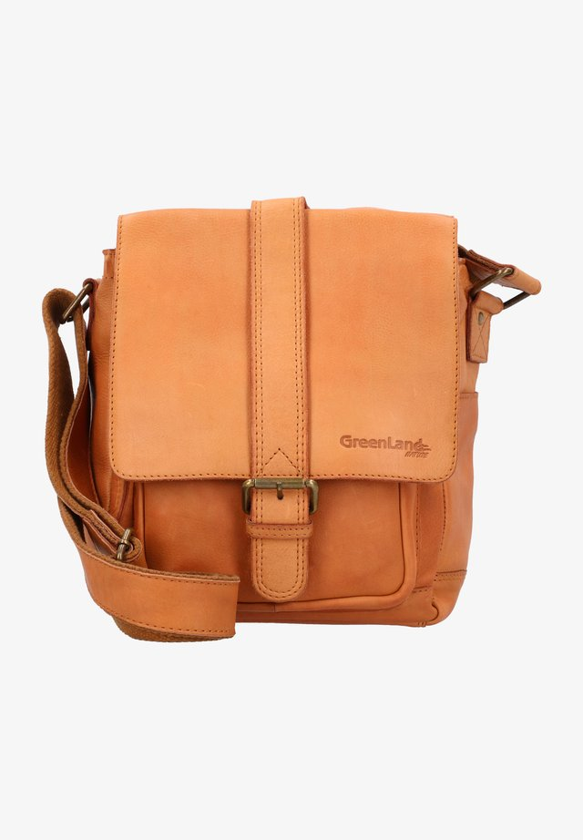 Schoudertas - brown