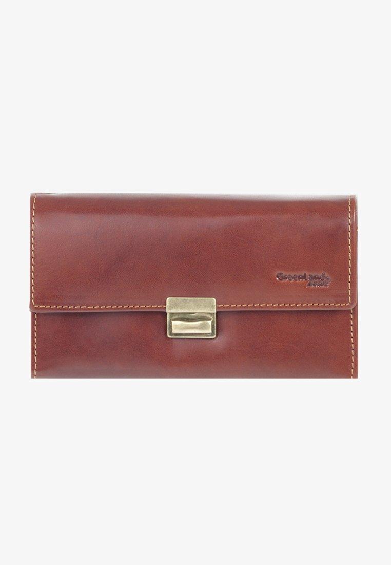 Greenland - Wallet - brown