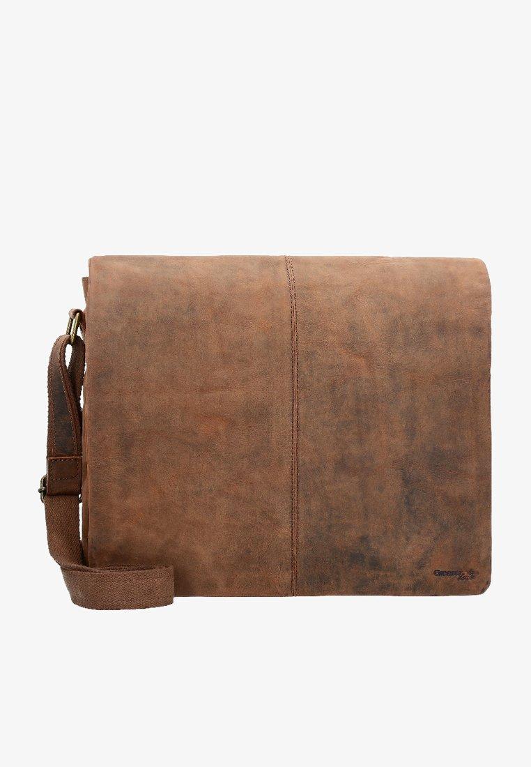 Greenland - Across body bag - brown