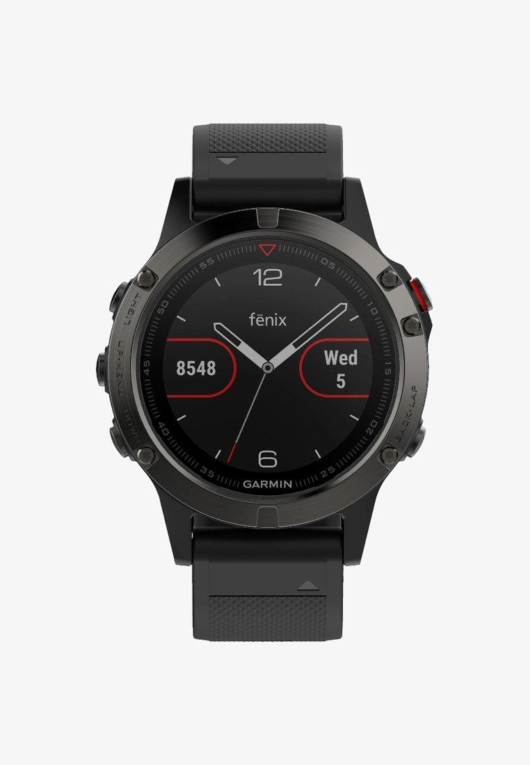 Garmin - fēnix® 5 - Smartwatch - black