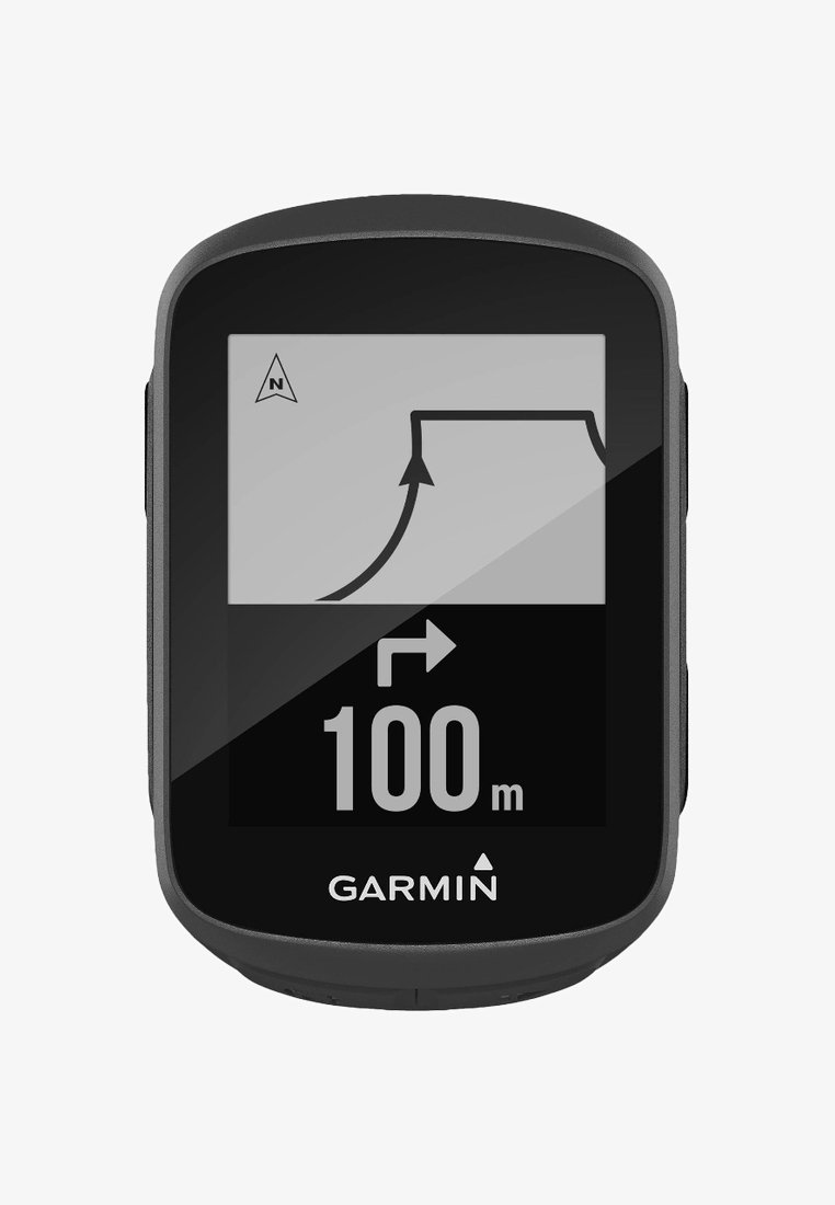 Garmin - EDGE 130 HR BUNDLE - Bike computer - black