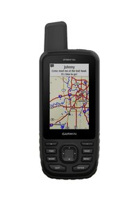 Garmin - GPSMAP 66S - Other - black - 2