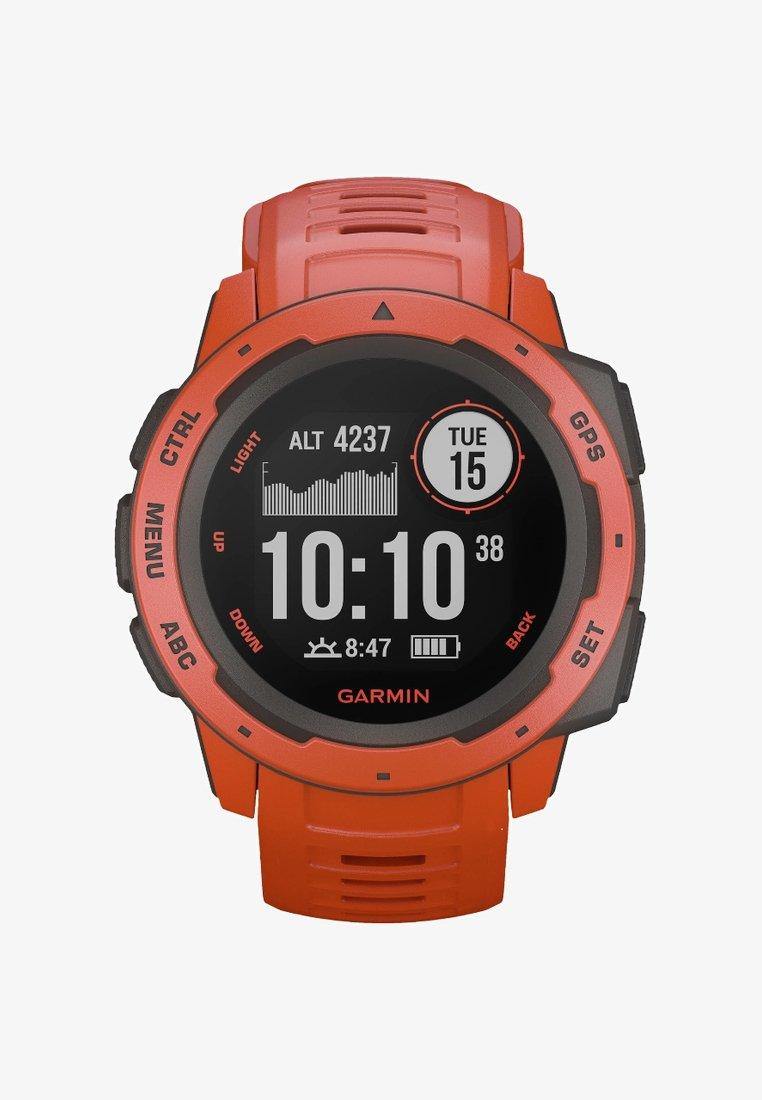 Garmin - INSTINCT - Smartwatch - orange