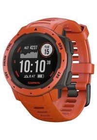 Garmin - INSTINCT - Smartwatch - orange - 1
