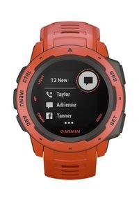 Garmin - INSTINCT - Smartwatch - orange - 3