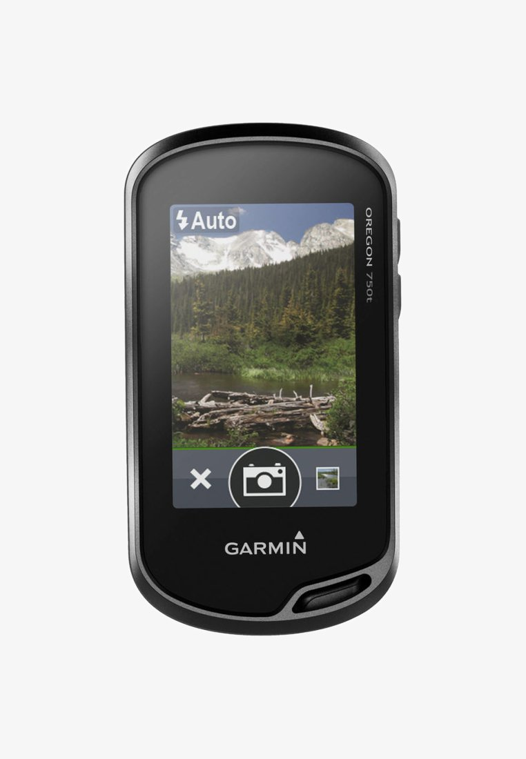 Garmin - OREGON 750T - Other - anthracite