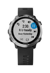Garmin - FORERUNNER  - Smartwatch - black - 3