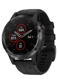 Garmin - GPS-MULTIFUNKTIONSUHR FĒNIX 5 PLUS SAPHIRE - Smartwatch - black - 1