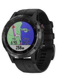 Garmin - GPS-MULTIFUNKTIONSUHR FĒNIX 5 PLUS SAPHIRE - Smartwatch - black - 2