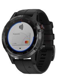 Garmin - GPS-MULTIFUNKTIONSUHR FĒNIX 5 PLUS SAPHIRE - Smartwatch - black - 3