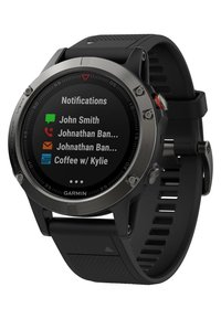 Garmin - Smartwatch - black - 2