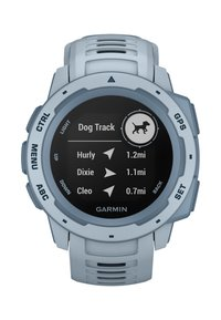 Garmin - GPS-MULTISPORT-SMARTWATCH INSTINCT - Smartwatch - light blue - 6
