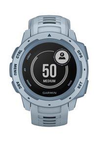 Garmin - GPS-MULTISPORT-SMARTWATCH INSTINCT - Smartwatch - light blue - 8