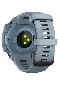 Garmin - GPS-MULTISPORT-SMARTWATCH INSTINCT - Smartwatch - light blue - 1