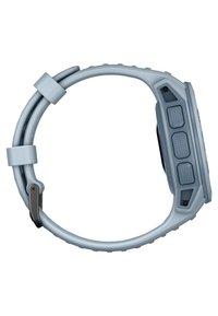 Garmin - GPS-MULTISPORT-SMARTWATCH INSTINCT - Smartwatch - light blue - 3