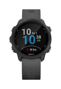 """Garmin - GARMIN GPS-LAUFUHR """"FORERUNNER 245"""" GRAUES ARMBAND - Smartwatch - black - 4"""
