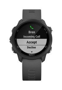 """Garmin - GARMIN GPS-LAUFUHR """"FORERUNNER 245"""" GRAUES ARMBAND - Smartwatch - black - 6"""