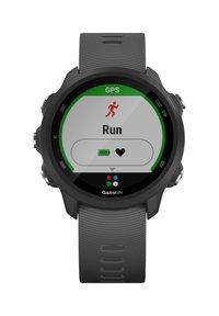 """Garmin - GARMIN GPS-LAUFUHR """"FORERUNNER 245"""" GRAUES ARMBAND - Smartwatch - black - 8"""