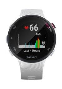 """Garmin - GARMIN GPS-LAUFUHR """"FORERUNNER 45 S"""" WEISSES ARMBAND - Smartwatch - white - 6"""