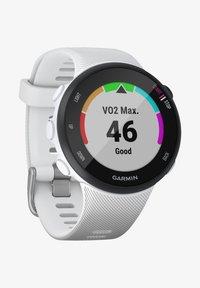 """Garmin - GARMIN GPS-LAUFUHR """"FORERUNNER 45 S"""" WEISSES ARMBAND - Smartwatch - white - 1"""