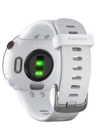 """Garmin - GARMIN GPS-LAUFUHR """"FORERUNNER 45 S"""" WEISSES ARMBAND - Smartwatch - white - 2"""