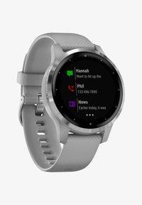 "Garmin - GARMIN GPS-MULTIFUNKTIONSUHR ""VIVOACTIVE 4 S"" - Smartwatch - grey - 1"