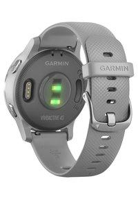 "Garmin - GARMIN GPS-MULTIFUNKTIONSUHR ""VIVOACTIVE 4 S"" - Smartwatch - grey - 2"