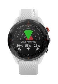"Garmin - GARMIN GPS-GOLFUHR ""APPROACH S62"" - Heart rate monitor - white - 8"