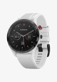 "Garmin - GARMIN GPS-GOLFUHR ""APPROACH S62"" - Heart rate monitor - white - 1"