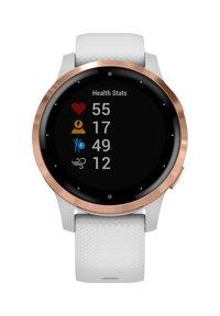 """Garmin - GARMIN GPS-MULTIFUNKTIONSUHR """"VIVOACTIVE 4 S"""" - Smartwatch - white - 0"""