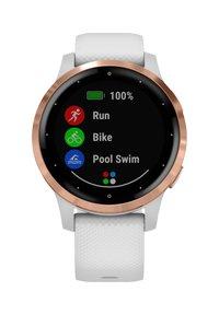 """Garmin - GARMIN GPS-MULTIFUNKTIONSUHR """"VIVOACTIVE 4 S"""" - Smartwatch - white - 5"""