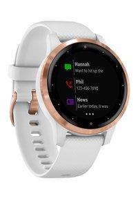 """Garmin - GARMIN GPS-MULTIFUNKTIONSUHR """"VIVOACTIVE 4 S"""" - Smartwatch - white - 2"""