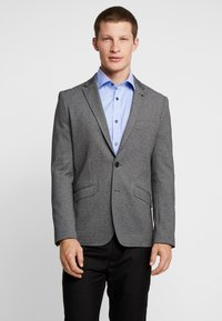Gabba - DAZE BLAZER - Dressjakke - light grey melange - 0