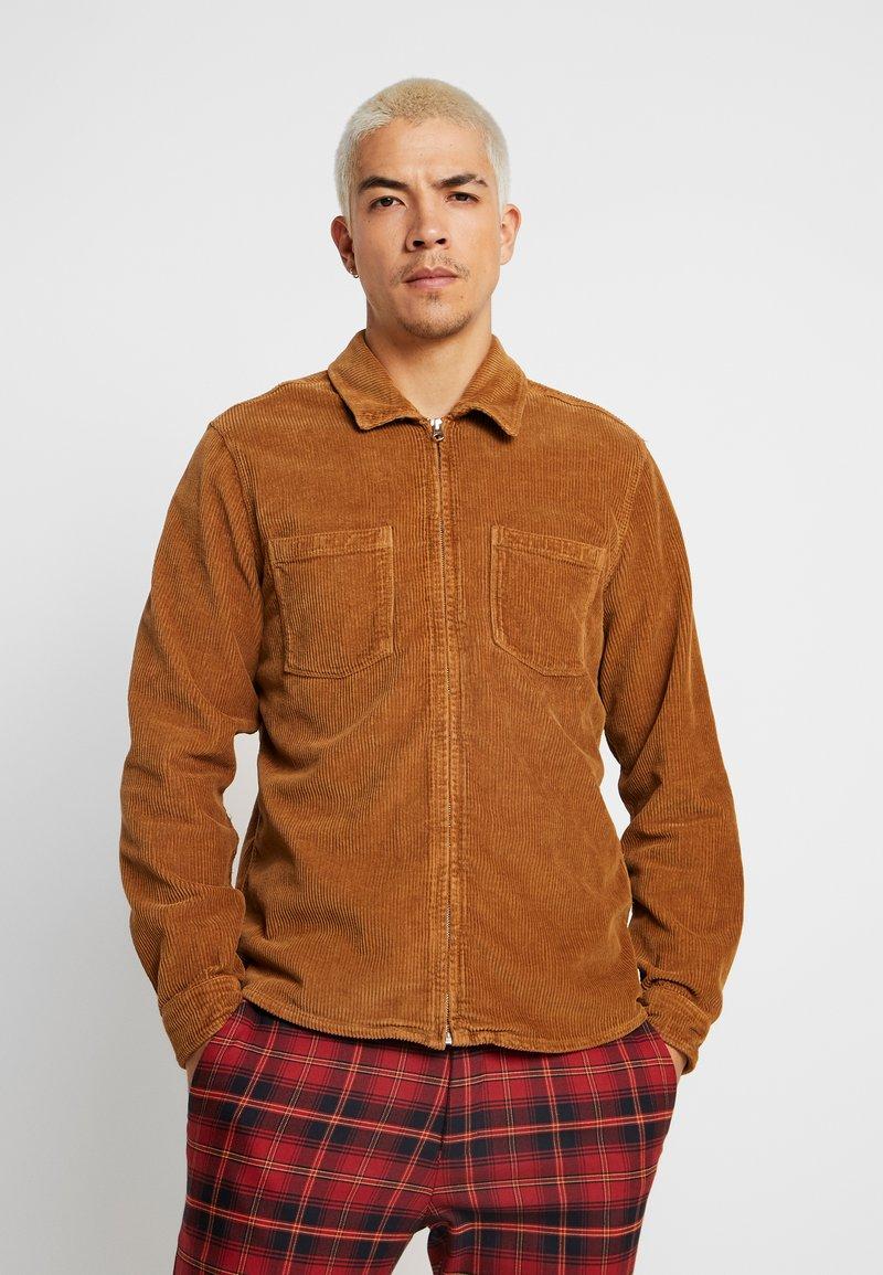 Gabba - RANIP - Overhemd - brown