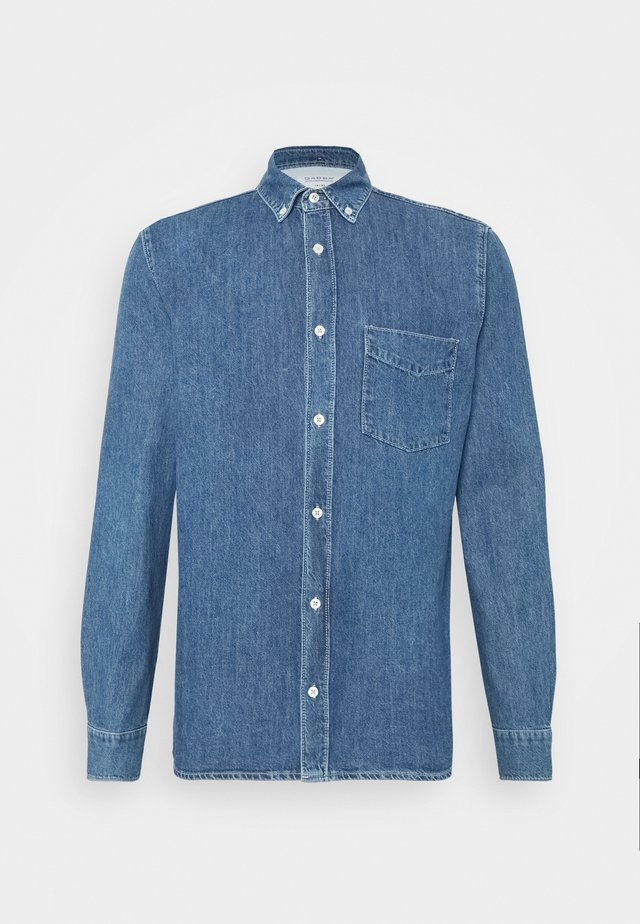 RANGER - Hemd - denim blue