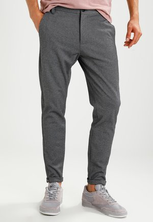 PISA - Chinos - light grey melange