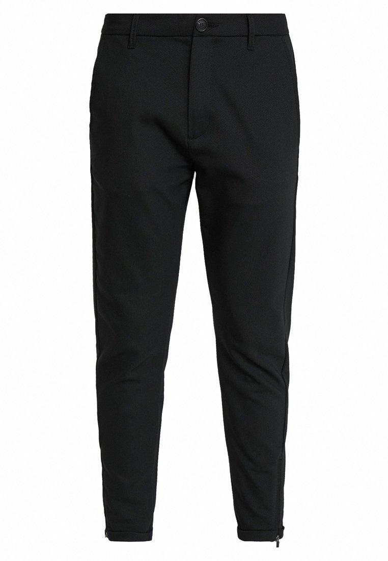 Gabba - PISA Small Dot - Kalhoty - black
