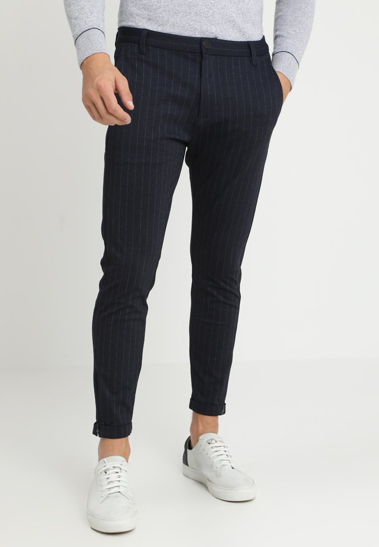 Gabba - PISA - Trousers - navy