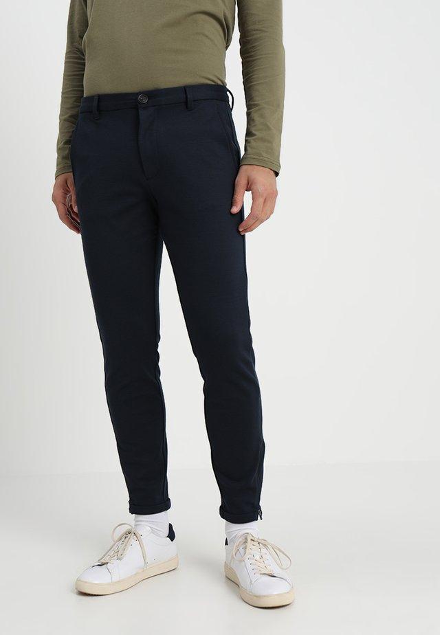 PISA - Pantalon classique - navy