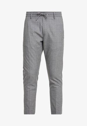 PHILIP CROSS CROPPED - Broek - light grey