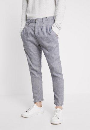 FIRENZE LITHE - Pantalones - blue