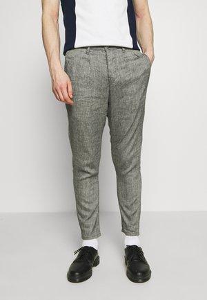 FIRENZE LITHE - Trousers - black