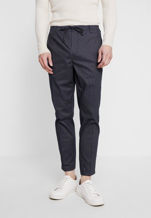 PHILIP PANT STRIPE - Chinos - blue