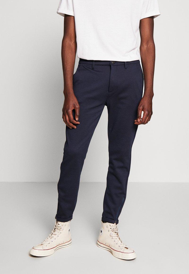 Gabba - PISA PANT - Chino kalhoty - navy