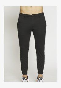 Gabba - PISA PANT - Chino kalhoty - black - 5