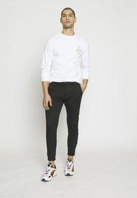 Gabba - PISA PANT - Chino kalhoty - black - 1