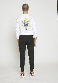 Gabba - PISA PANT - Chino kalhoty - black - 2